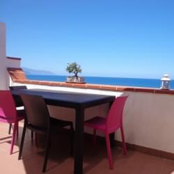 Delizioso Appartamento Con Terrazzo Sulle Isole Eolie